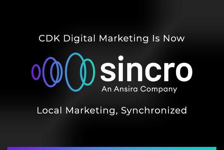 Branding Sincro, An Ansira Company