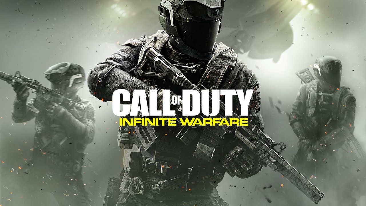Naming Call Of Duty Infinite Warfare